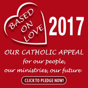 Our Catholic Appeal 2017 pledge online