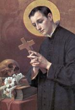 Saint Aloysius Gonzaga Patron Saint of Teenagers