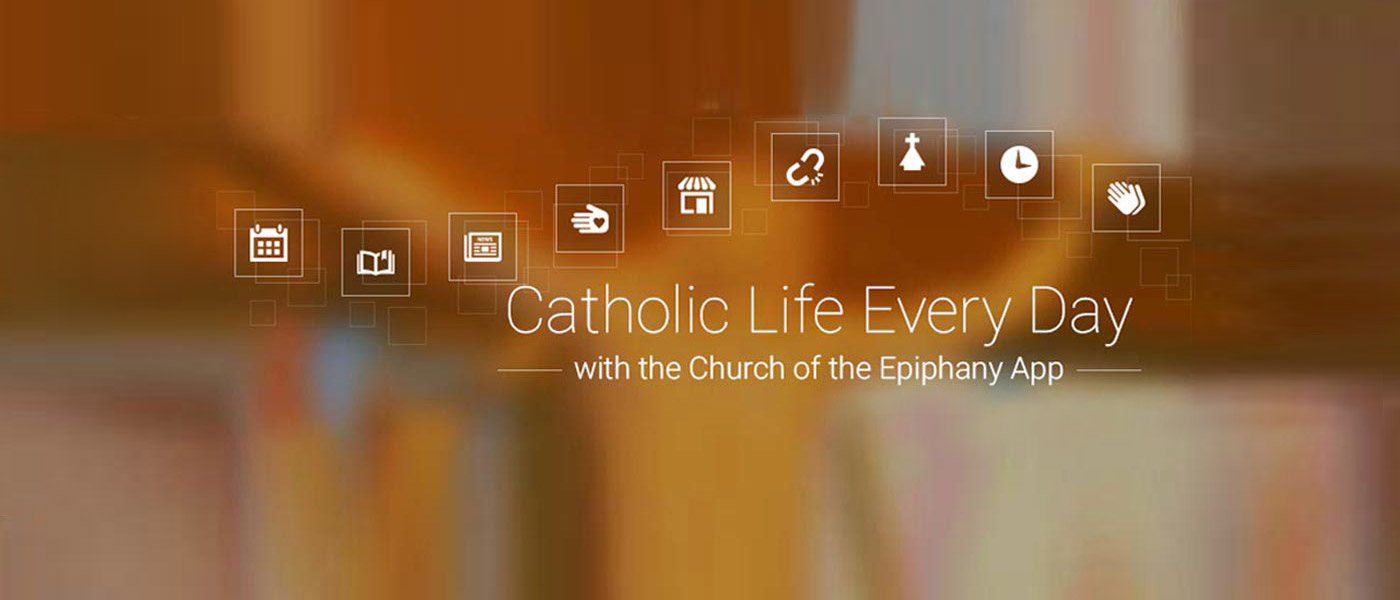 keep in touch parish app epiphany port orange