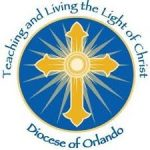 orlando diocese 50th anniversary jubilee logo