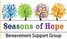 seasons of hope bereavement support group at epiphany church port orange