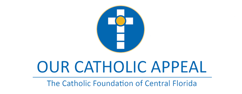 our catholic appeal logo
